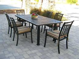 6 Chair Patio Dining Set Porch Table And Chairs U2013 Thelt Co