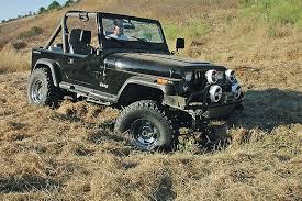 1988 jeep wrangler lift kit 1987 jeep wrangler yj black lift kit 4 wheel road