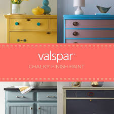 chalk finish paint by valspar u2013 it out decorating by donna