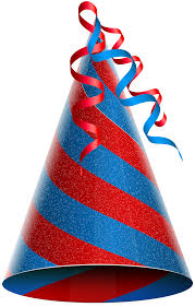 birthday hat birthday party hat blue png clip image gallery