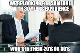 Get A Job Meme - 2 ways to get experience before getting a job engineered truth