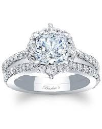 Vintage Style Cushion Cut Engagement Rings Cushion Cut Engagement Rings