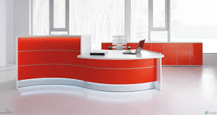 Industrial Style Reception Desk Office Table Modern Industrial Reception Desk Modern Reception