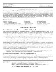 Comprehensive Resume Sample Format by Resume Examples 10 Best Physician Assistant Resume Template And
