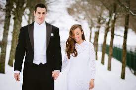 alex and philippe s austrian winter wedding polka dot