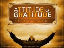 attitude of gratitude from god s graciousness green acres