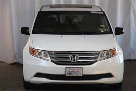used car honda odyssey used 2012 honda odyssey ex l for sale in oakland ca serving san