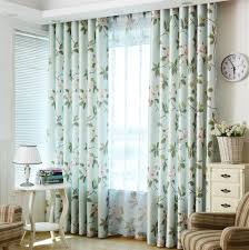 Country Style Curtains For Living Room Online Buy Wholesale Country Style Curtains From China Country