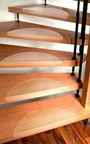 treppen rutschschutz floordirekt stufenmatten für treppenstufen transparent 23x64cm