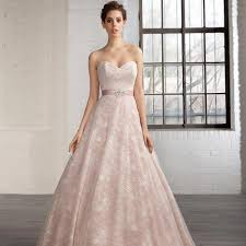 wedding dress shops uk the best pink wedding dresses hitched co uk
