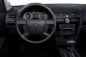2007 ford fusion s 2007 ford fusion pictures history value research