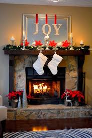 Homemade Christmas Decorations For The Home Mantel Decorating Ideas Christmas Mantel Decor Mantels Decor
