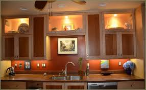 Xenon Under Cabinet Light by Kitchen Cabinet Lights Battery Tehranway Decoration
