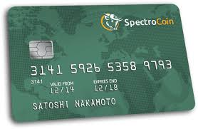 debit cards for spectrocoin giving away free bitcoin debit cards