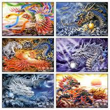 online buy wholesale phoenix painting from china phoenix painting