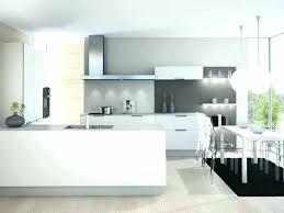 meuble cuisine moderne peinture blanche pour meuble meuble cuisine gris clair cuisine
