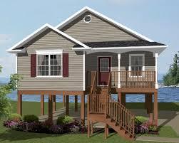 elevated escape 3474vl architectural designs house plans