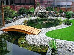 Garden Pond Ideas Pond Landscape Ideas Small Yet Adorable Backyard Pond Ideas For