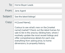 drip emails for your real estate email marketing