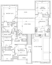 Floor Plans Ranch Style Homes 100 Custom Ranch Floor Plans Outdoor Kitchen Floor Plans