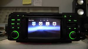 a sure2008 car dvd player gps navigation system for jeep grand