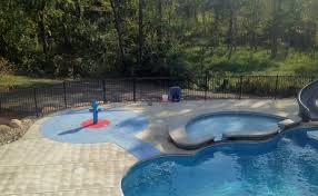 january 2017 residential splash pad of the month rain deck
