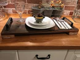 Coffee Table Tray by Check Out February U0027s Diy Project Industrial Table Tray U2013 Just