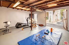 celebrity home gyms spider man tobey maguire lists home in santa monica celebrity