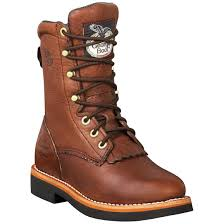 womens boots work s lacer walnut work boots 186344 work boots at