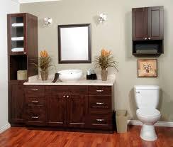 Bathroom Vanities At Menards Bathroom Stylish Pace Plantation Series 12 Storage Cabinet At