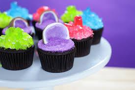 geode candy cupcakes nerdy nummies rosanna pansino