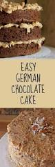 homemade german chocolate cake icing recipe homemade german