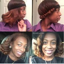simple hairstyles for relaxed hair this simple technique bomb curls http community
