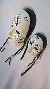 porcelain mardi gras masks porcelain mardi gras mask