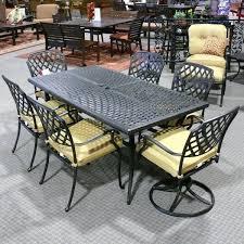 Agio Patio Table Heritage Dining