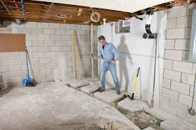 basement finishing process basements unlimited media room powell