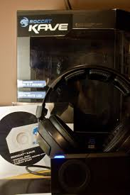 roccat kave 5 1 surround sound headphone review ccl computers