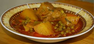 cuisine maghreb recette jelbana tunisienne petits pois cuisine du maghreb
