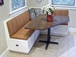 Corner Booth Kitchen Table To Create The Enjoy Conversation - Booth kitchen tables