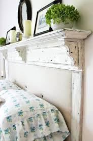 do it yourself headboard pallet headboard with shelves and lights diy headboard ideas