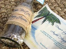 message in a bottle wedding invitations message in a bottle invitations