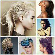 trendy cuts for long hair updo hairstyles mohawk hairstyle for long hair trendy hairstyles