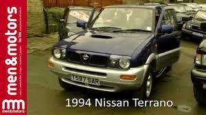 nissan terrano 1999 1994 nissan terrano review youtube