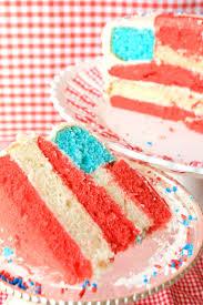 Flag Cakes Munchkin Munchies July 2012