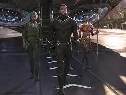 Black Panther Bam Black Panther