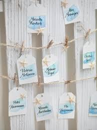 ideen tischkarten hochzeit maritime tischkarten hochzeit planen mit weddingstyle