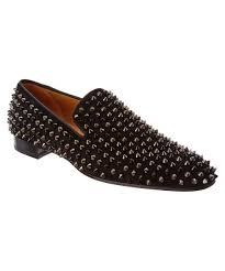 christian louboutin christian louboutin dandelion spiked suede