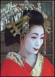 hair styles of ancient japan formen beauty hair styles and cosmetics in japan facts and details