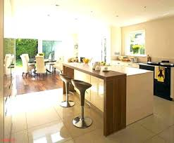 kitchen island with attached dining table kitchen island with dining table attached medium size of kitchen