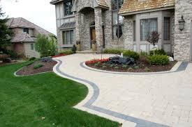 garden design garden design with driveway landscaping in falls